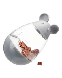 TRIXIE Cat Activity Snack Mouse, myška na pamlsky, plast, 9cm, 6ks