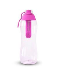 DAFI Filtrační láhev 0,3 l + 1 ks filtru, růžová