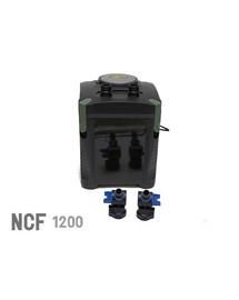 AQUA NOVA Vnější filtr Aqua Nova NCF-1200