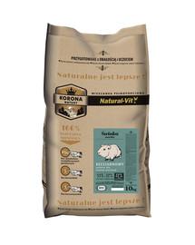 NATURAL-VIT Korona Natury Kompletní směs pro morčata 10 kg