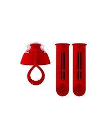 DAFI filtr 2 ks + víčko, červená