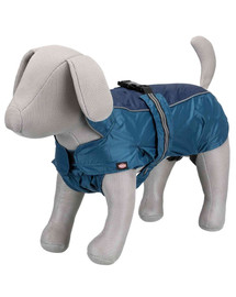 TRIXIE Pláštěnka pro psy ROUEN S 36 cm modrá