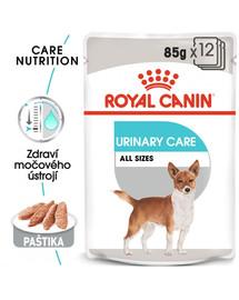 ROYAL CANIN Urinary Care Dog Loaf  12 x 85g kapsička s paštikou pro psy s ledvinovými problémy