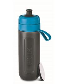 BRITA Filtrační láhev Fill&Go Active 0,6 l modrá