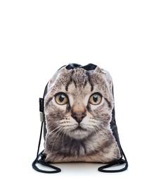 FERA Batoh s motivem kočky
