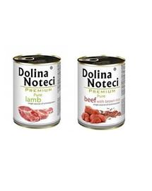 DOLINA NOTECI Pure mix příchutí 400 g x 24 ks