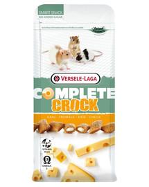 VERSELE-LAGA Crock Complete Cheese 50 g - Pamlsek se sýrem