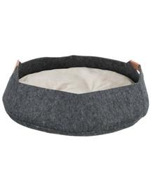 TRIXIE Pelíšek pro psy Lotte 60 cm, fleece