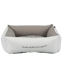 TRIXIE Pelíšek Pet's Home bed, 80 × 60 cm