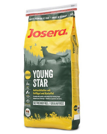 JOSERA Junior Youngstar Grainfree 5 x 900 g (4+1 ZDARMA)