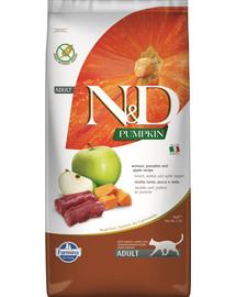 N&D GrainFree Pumpkin Cat Venison & Apple 5 kg