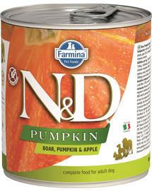 N&D Pumpkin Adult Boar & Apple 285g