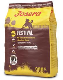 JOSERA Dog Festival 5 x 900g (4+1 ZDARMA)