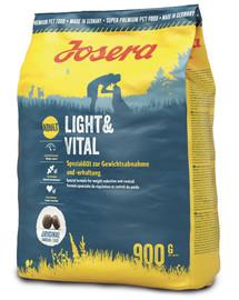 JOSERA Light & vital 5 x 900g (4+1 ZDARMA)