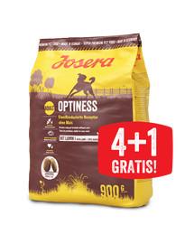 JOSERA Dog Optiness 5 x 900 g (4+1 ZDARMA)