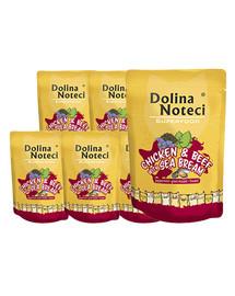 DOLINA NOTECI Superfood Kuře, hovězí, pražma 85g