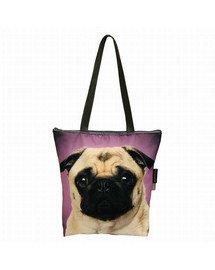 FERA Klasická nákupní taška Mops