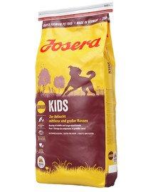 JOSERA Dog Kids 5 x 900g krmivo pro štěňata (4+1 ZDARMA)