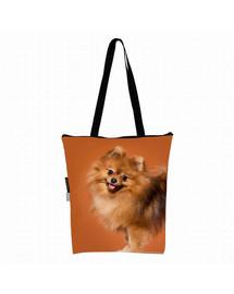 FERA Klasická nákupní taška Čivava