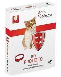 OVER ZOO Bio Protecto Plus 35 cm ochranně-pečující obojek pro koťata