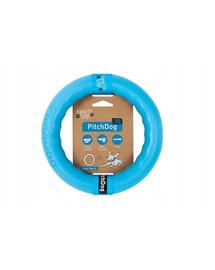 PULLER Pitch Dog Kruh pro psy 20 cm modrý