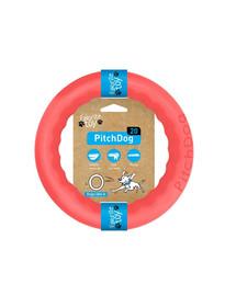 PULLER Pitch Dog Kruh pro psy 20 cm růžový