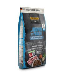BELCANDO Finest Grain Free Junior Poultry 1 kg granule pro štěňata středních a velkých ras