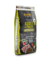 BELCANDO Adult Grain Free Poultry 1 kg granule pro střední a větší plemena