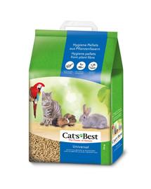 JRS Cat'S Best Universal 20 l (11 kg) + Lopatka do toalety ZDARMA