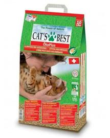 JRS Cat's Best Eco Plus 10 l + Lopatka do toalety ZDARMA