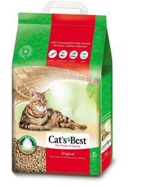 JRS Cat'S best eco plus 7l (3 kg) + Lopatka do toalety ZDARMA