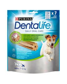 PURINA Dentalife Small 6x115g (42ks) dentální pamlsky pro psy malých plemen