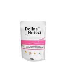 DOLINA NOTECI Premium Junior Krůtí srdce a husí játra 100g