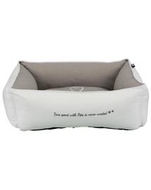 TRIXIE Pelíšek Pet's Home bed, 100 × 70 cm