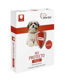 OVER ZOO Bio Protecto Plus 35 cm ochranně-pečující obojek pro štěňata