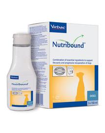 VIRBAC Nutribound 3 x 150 ml podpora rekonvalescence pro psy