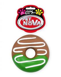 PET NOVA DOG LIFE STYLE Kobliha s 10 cm glazurou pro psy