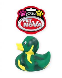 PET NOVA DOG LIFE STYLE Hračka pro psa 7 cm zelená