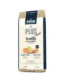 BOSCH Plus Forelle & Kartoffel 12.5 kg