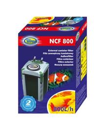AQUA NOVA Vnější filtr NCF-800