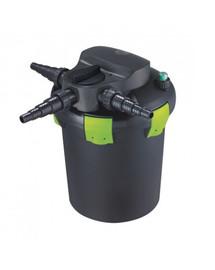 AQUA NOVA tlakový filtr, samočistící systém BACKFLUSH, UV 9W, 6000L