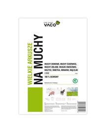 VACO ECO Past pro velké mušky (60 cm x 30 cm) 4 ks