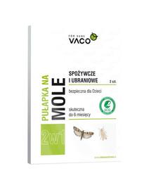 VACO ECO Past na oděvní a potravinové můry (2v1) 2 ks