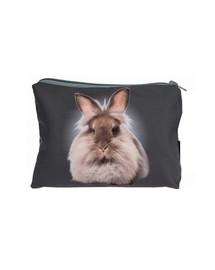 FERA Kosmetická taška, penál s králíkem