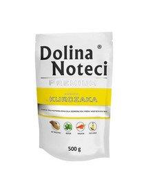DOLINA NOTECI Premium Bohatá na kuřecí 500g