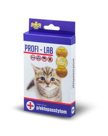 PCHELKA Obojek pro kočky Profi-Lab 30 cm