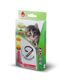 PCHELKA Bio obojek pro kočky s reflexním prvkem