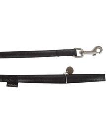 ZOLUX Vodítko mac leather 25 mm / 1.2 m černý