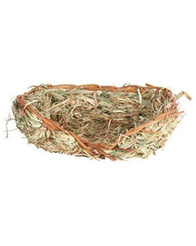 TRIXIE Pelíšek z trávy pro králíka 33 x 12 x 26 cm