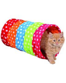 TRIXIE Tunel pro kočku 25 x 50 cm barevný